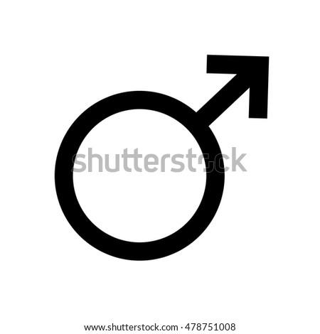 male symbol #478751008