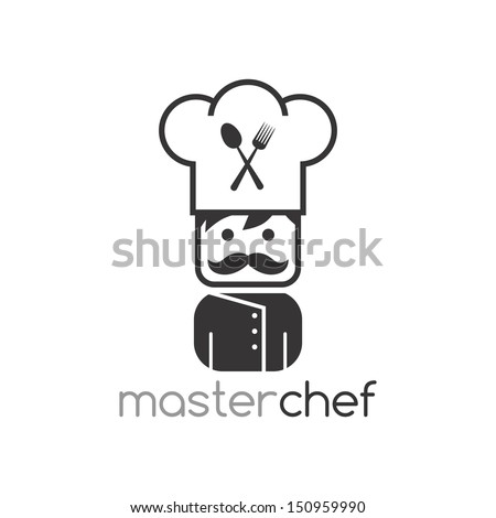 male with mustache master chef art