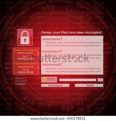 malware ransomware wannacry