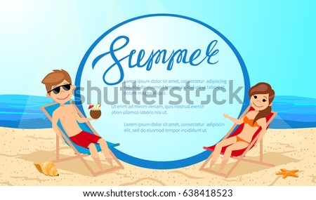 man and woman sunbathing on the