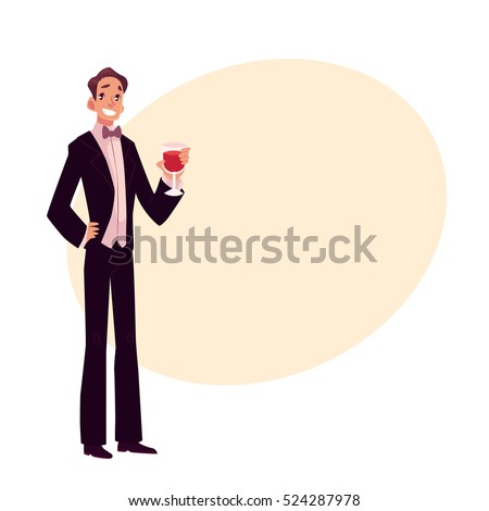 man in 1920s style smoking and