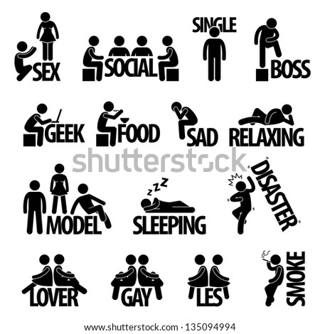 man people person sex social