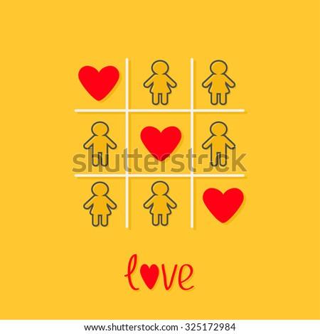 man woman contour line icon tic