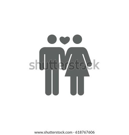 man woman in love
