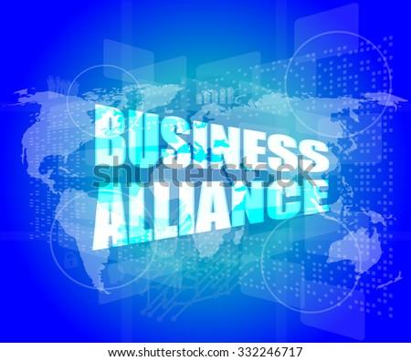management concept  business