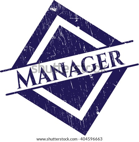Manager rubber seal