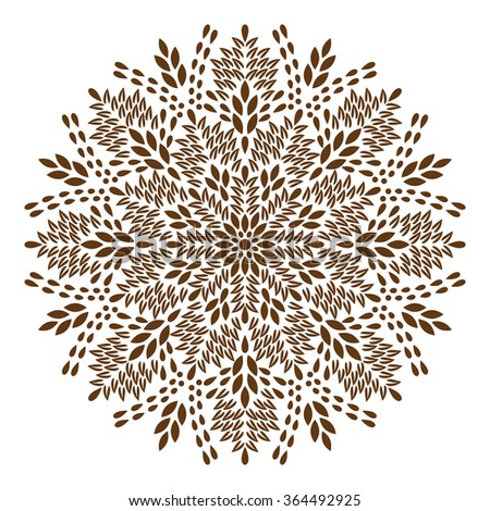 mandala  background ethnic
