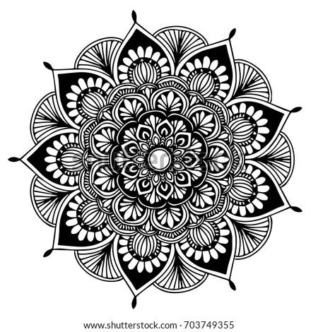 mandalas for coloring book