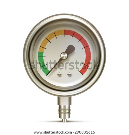 Manometer, Pressure gauge