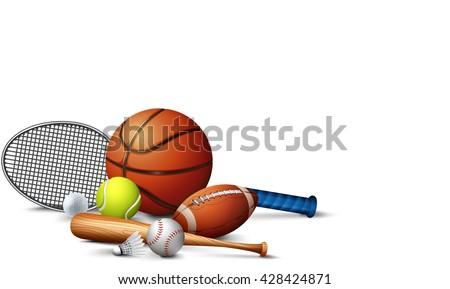stock-vector-many-sport-equipments-on-the-floor-illustration