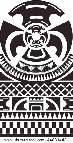 Vector Images Illustrations And Cliparts Maori Polynesian