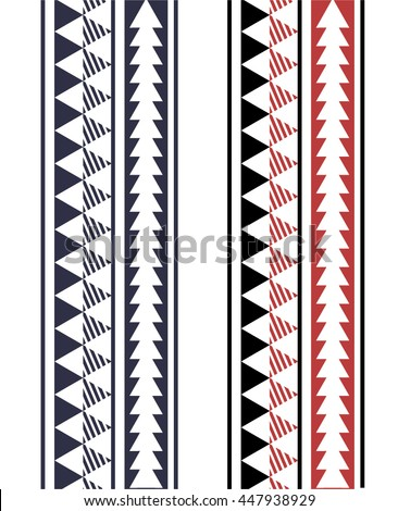 Vector Images Illustrations And Cliparts Maori Polynesian Style