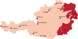 map austria wine regions