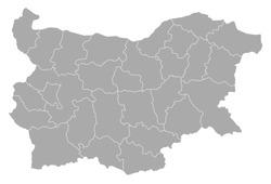 Map - Bulgaria