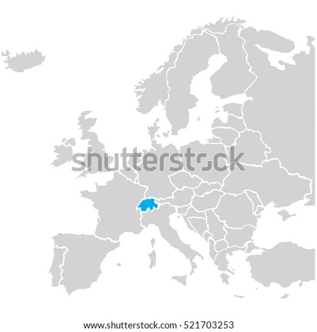 map europe vector