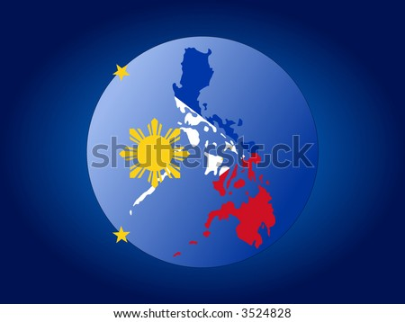Repertory Philippines Logo. E country philippines and