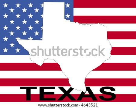 Texas Flag And Map Vectors Download Free Vector Art Stock - Us flag and map
