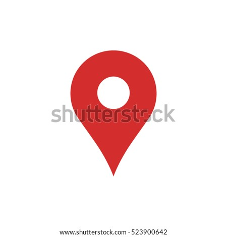 Map Pin vector icon