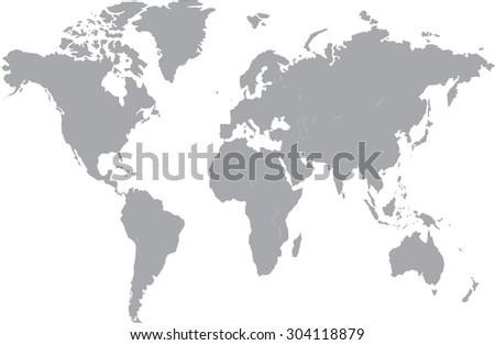 World Countries Map Vector Download Free Vector Art Stock