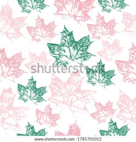 maple leaf paint watercolor