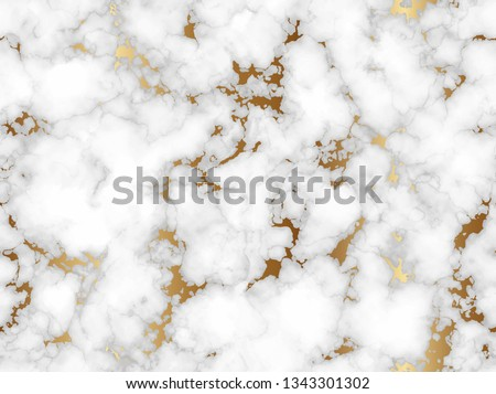 Marble with golden texture background. Seamless pattern. Beautiful abstract marble pattern with high resolution. Glitter marbling for design. Elegant marble gold texture. Endless marbling backdrop