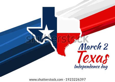 march 2  independence day of