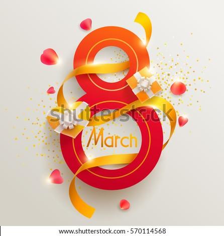march 8 international women's