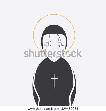 maria catholic character