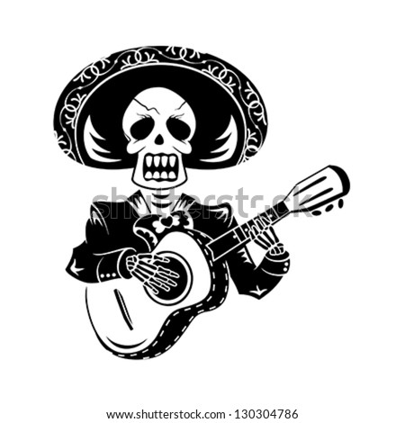 mariachi guitar player for day