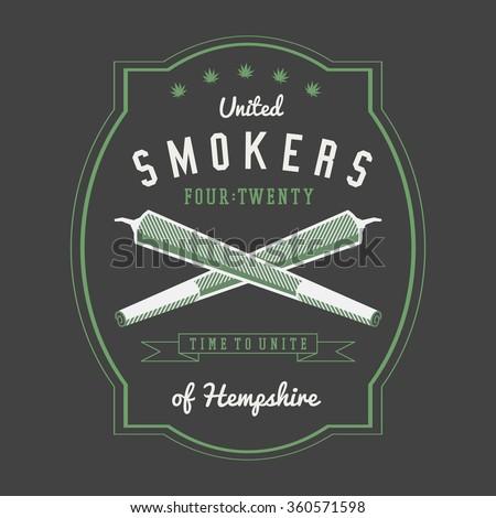 marijuana weed ganja smoker