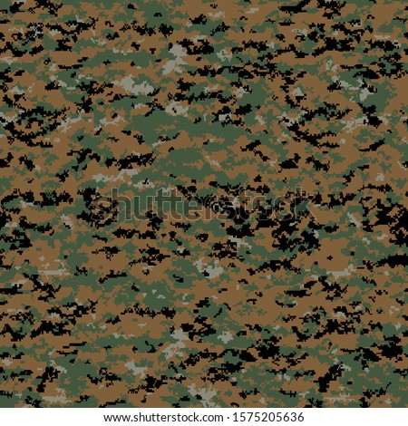marine marpat camo pattern for