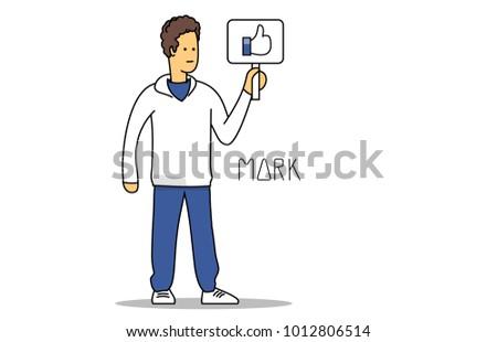 mark zuckerberg founder of
