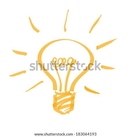 marker light bulb