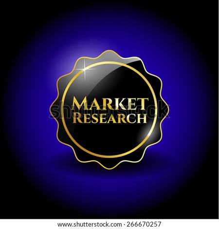 Market research black badge