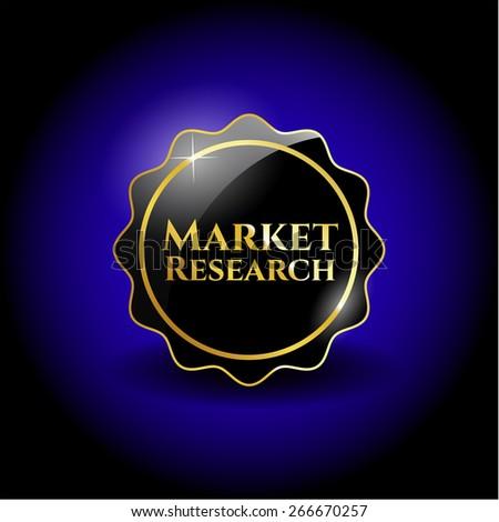 Market research black badge