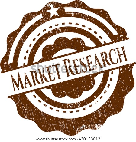 Market Research rubber texture