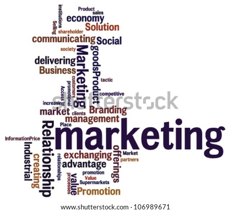 marketing advertising