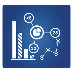 marketing analysis, data analysis, data report, financial graph