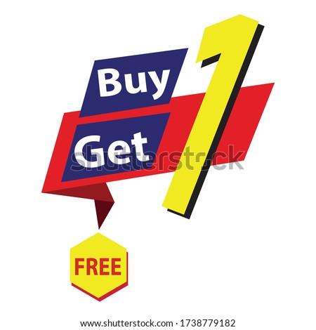 marketing  campiagn buy 1 get 1