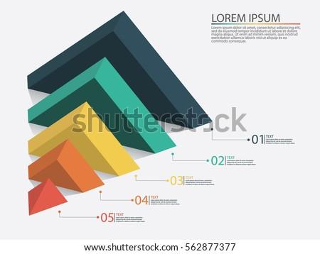marketing pyramid   vector