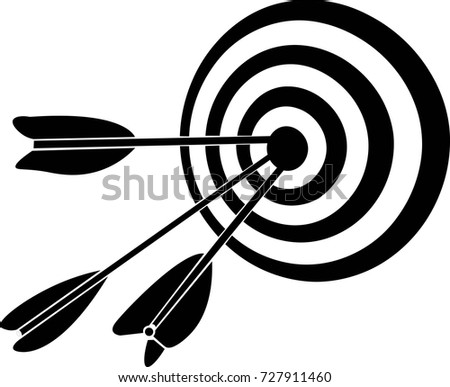 Marketing Symbol Arrow