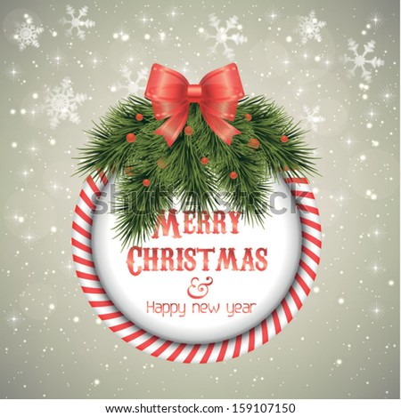 marry christmas and new year