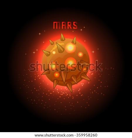 mars planet banner -#main