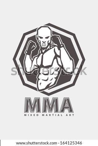martial art mascot
