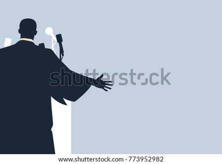 Martin Luther King Day flyer, banner or poster. Vector illustration
