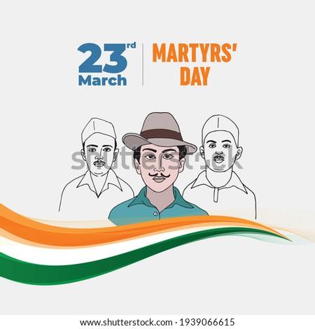 Martyrs day Bhagat singh march