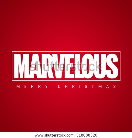 marvelous merry christmas