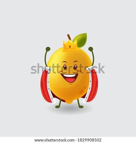 mascot cartoon vector