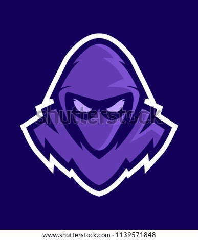 mascot design of assassin