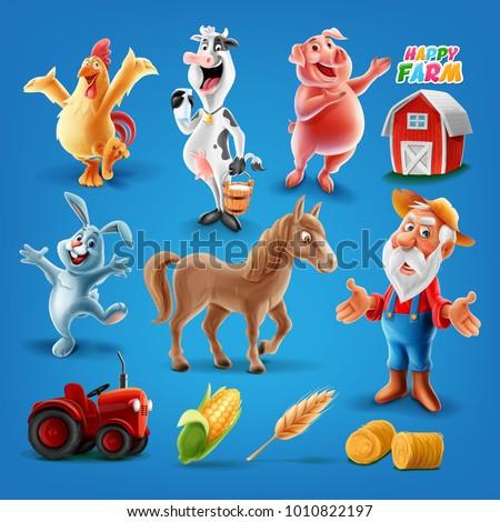 mascot for farm